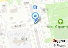 Компания «Горячий хлебушек» на карте