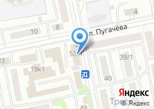 Компания «Вся упаковка Алтай» на карте