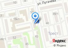 Компания «Алтаймедсервис» на карте