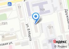 Компания «Адвокатский кабинет Перекрасова А.В.» на карте