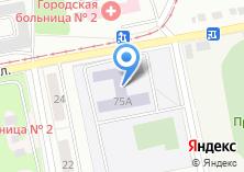 Компания «Средняя общеобразовательная школа №40 им. Вячеслава Токарева» на карте