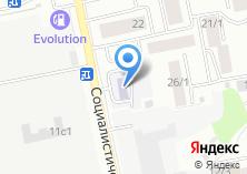 Компания «Алтай Град» на карте