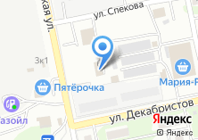 Компания «Асклепейон» на карте