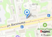 Компания «Элит-Окна» на карте