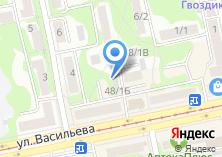 Компания «Сахар-Мука» на карте