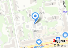 Компания «АртОптик.ру» на карте