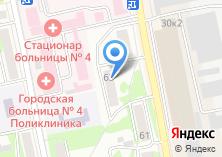 Компания «Трешка» на карте