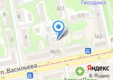 Компания «Ваш адрес» на карте