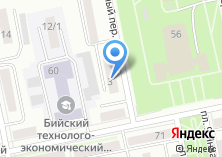 Компания «Отдел полиции Приобский» на карте