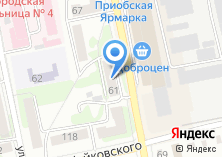 Компания «Васкол» на карте