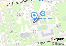 Компания «Lexika» на карте