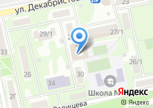 Компания «АлтайХимСбыт» на карте
