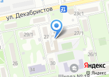 Компания «SANTEHNIKOFF» на карте