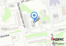 Компания «Бийский рабочий» на карте