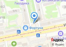 Компания «Снежный городок» на карте