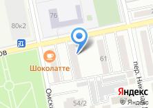 Компания «Отряд» на карте