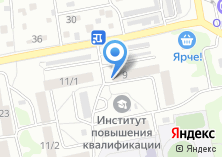 Компания «Продуктикс» на карте