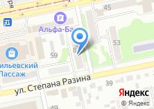 Компания «Электротехнический центр» на карте