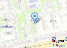 Компания «Абсолют гарант» на карте
