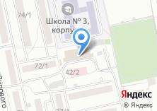 Компания «Окна БФК» на карте