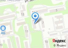Компания «Совет ветеранов квартала АБ» на карте