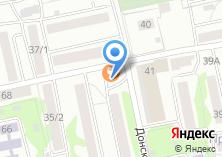 Компания «ОПС» на карте