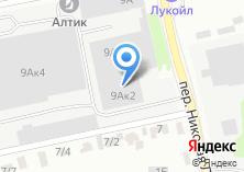 Компания «ЕвроДизельБийск-2005» на карте
