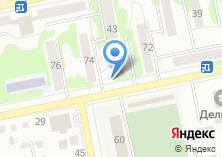 Компания «Личик» на карте
