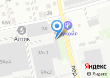 Компания «Zабота» на карте