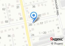 Компания «7 пятниц» на карте