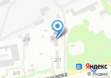 Компания «Квартал АБ» на карте