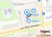 Компания «Мир одежды и обуви» на карте