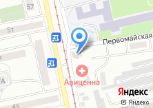 Компания «Языковой центр» на карте