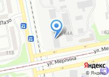 Компания «Бийскэнергомаш» на карте