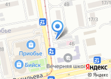 Компания «Айсbeerg» на карте