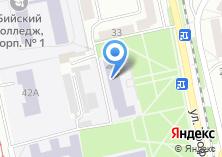 Компания «БТИ Бийский технологический институт» на карте