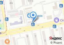 Компания «Кактус Food» на карте