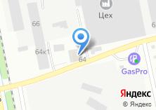 Компания «Реммикс» на карте