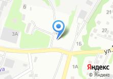 Компания «Аникс» на карте