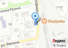 Компания «Алтайская крупа» на карте