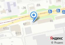 Компания «Федеральная противопожарная служба по Алтайскому краю» на карте