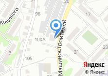 Компания «Омуль+» на карте