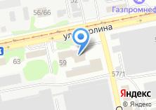 Компания «Праздник.ru» на карте