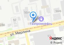 Компания «Терминал» на карте