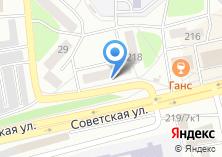 Компания «Алтайпрофиль» на карте