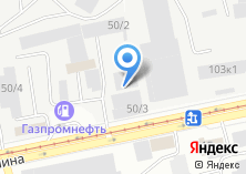 Компания «Эллада» на карте
