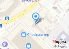 Компания «МНПФ Аквилон» на карте