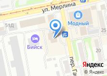 Компания «Форне сеть магазинов промышленных товаров» на карте