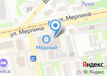 Компания «БИЙСКИЙ ЛОМБАРД» на карте