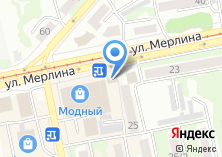 Компания «ПКЦ Лютна» на карте